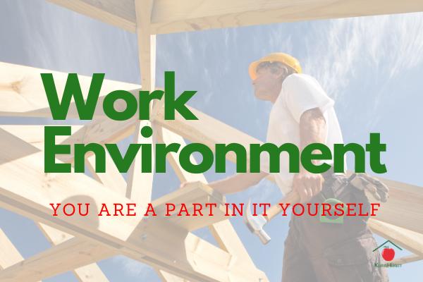 Work Environment – basic